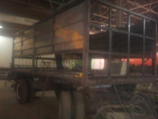 Предложение: Изготовление кузовов зерновозов