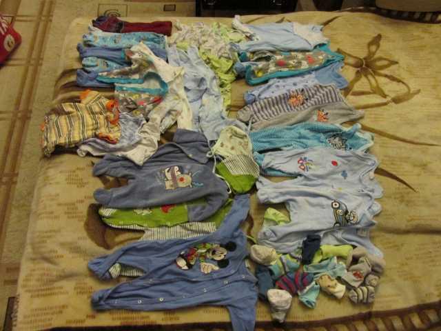 Продам Набор одежды для новорожденных для мальч