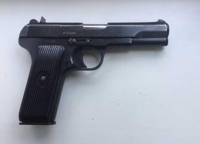Продам Макет пистолет ТТ Zastava M 57 схп