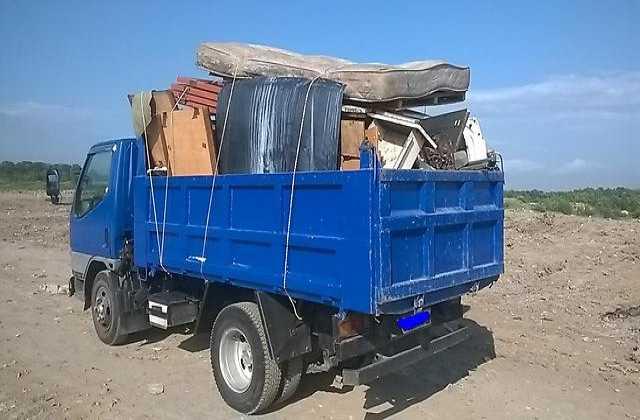 Предложение: Вывоз мусора, домашнего и дачного хлама,