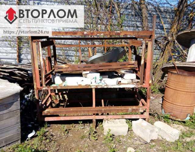 Куплю Металлолом - Прием, Вывоз, Демонтаж