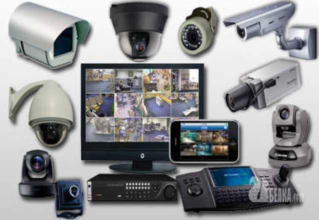 Продам  Оборудования видеонаблюдения