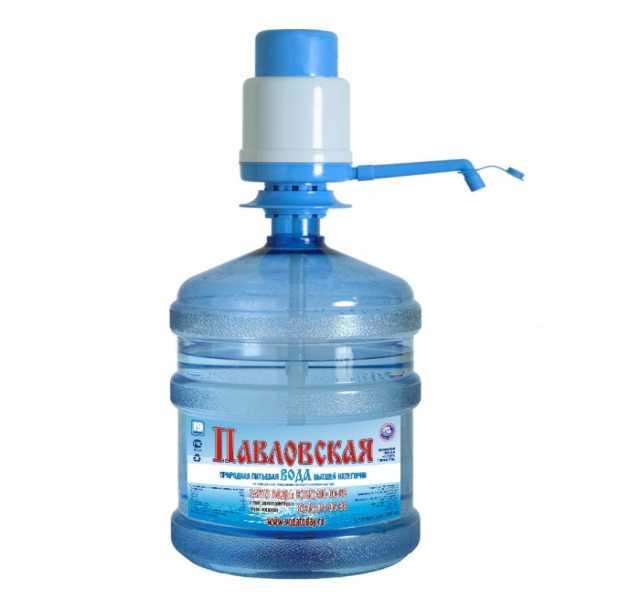 Предложение: Бесплатная доставка воды 19 л
