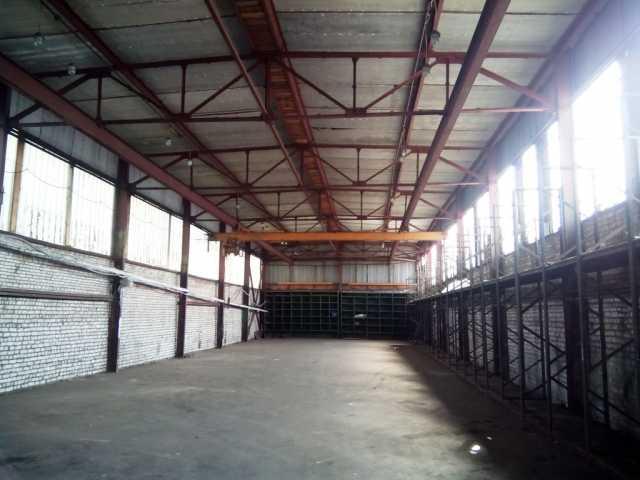 Сдам: Сдам склад 507,2 кв.м. Руза, МО