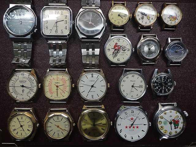 Куплю: Часы любые СССР