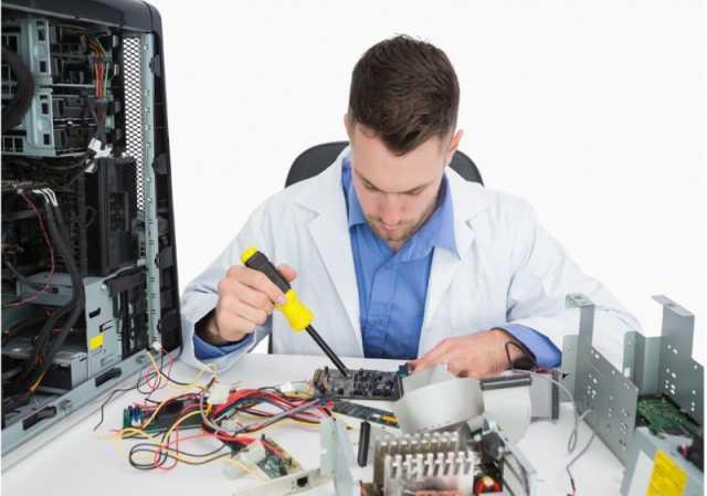 Вакансия: Требуется инженер по ремонту оргтехники