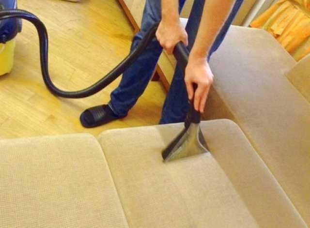 Предложение: Срочная химчистка диванов и ковров