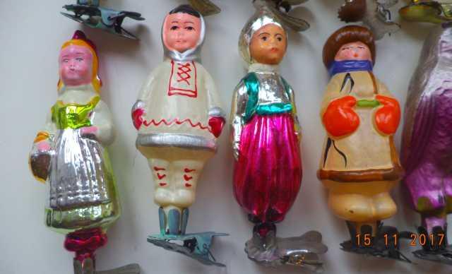 Куплю Игрушки СССР, модельки, елочные, ватные
