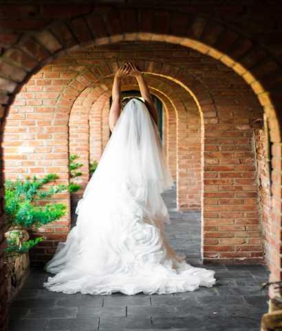 Продам Изысканное свадебное платье