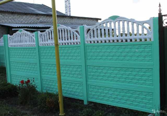 Продам Декоративный бетонный забор