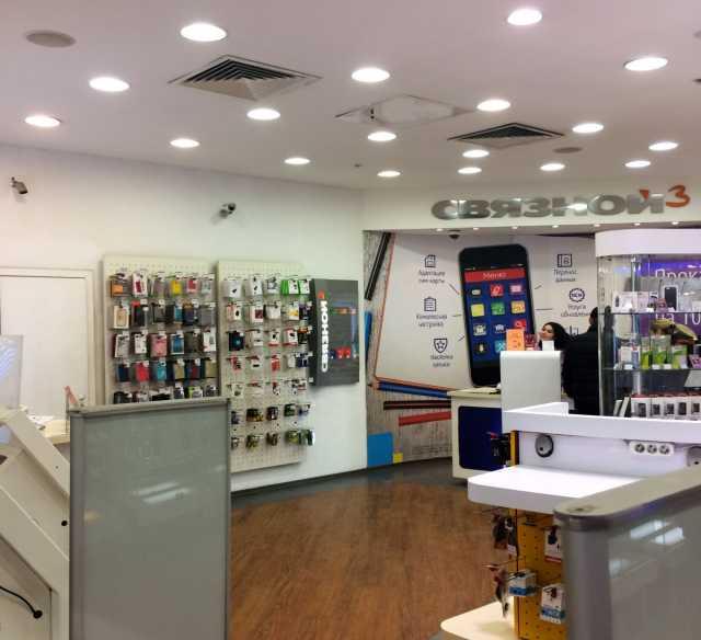 Вакансия: Продавец в салон связи