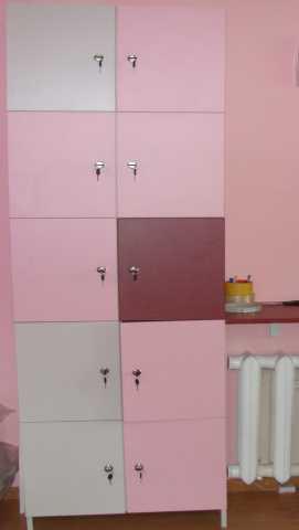 Продам: шкаф с ячейками