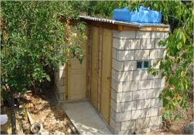 Продам Душ летний + туалет.