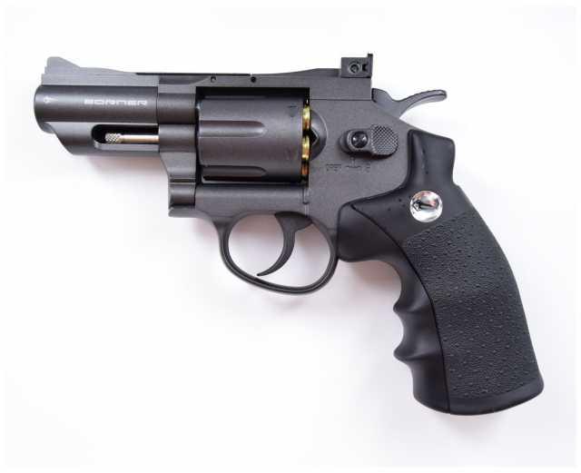 Продам Пневматический револьвер borner Super Sp