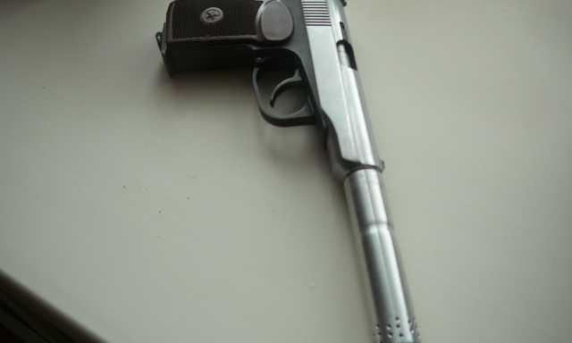 Продам пистолет пневматический мр 654
