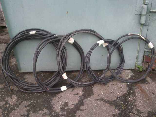 Продам кабель ВВГ 5х1.5-16; 1х16; НУМ 5х25
