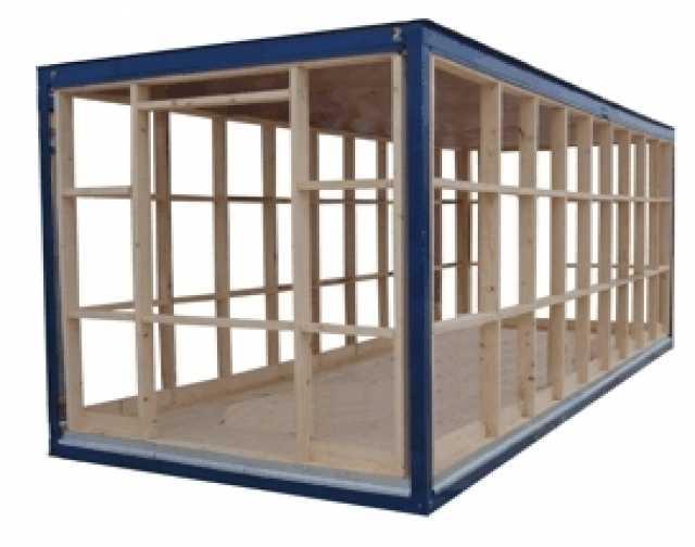 Продам Блок контейнер +зима+ электрика-пустышка
