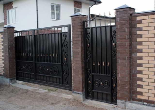 Продам Изготовление и установка откатных ворот