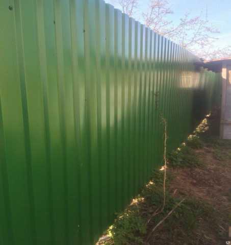 Продам Профлист С8 0.4мм RAL 6005 зелёный