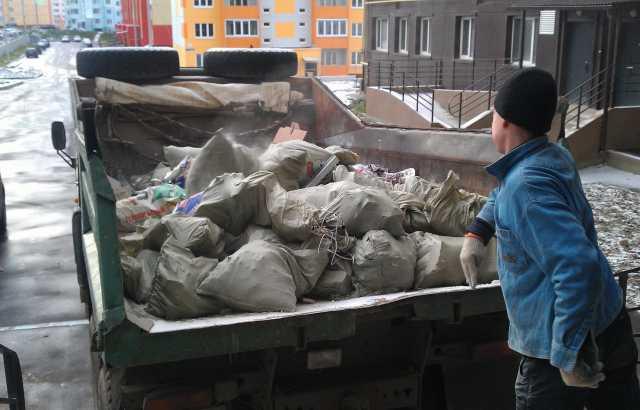 Предложение: Вывоз мусора, грузчики 89889505038