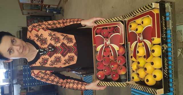 Продам Продаем персики из Испании