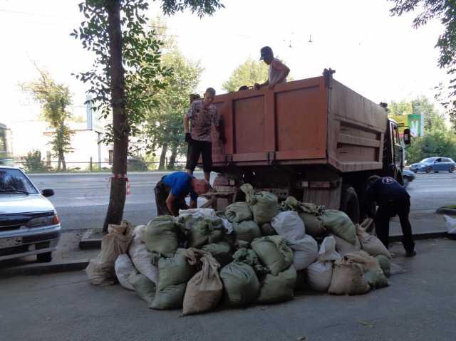 Предложение: Вывоз мусора из квартиры. Вывоз строител