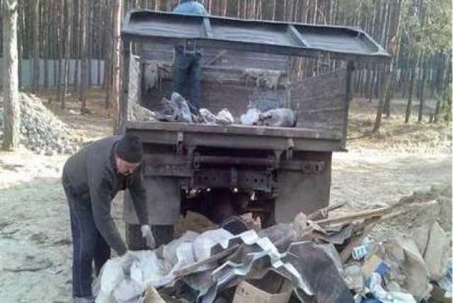 Предложение: Вывоз мусора Ростов на Дону.Вывоз хлама.