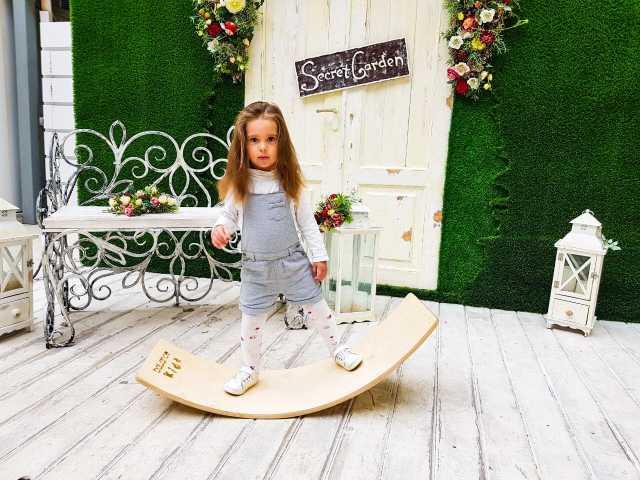 Продам Рокерборд Made in Siberia для взрослых и детей
