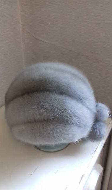 Продам шапка из норки