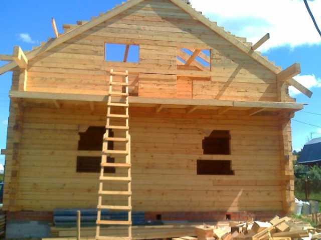 Предложение: Строительство домов,бань,гаражей