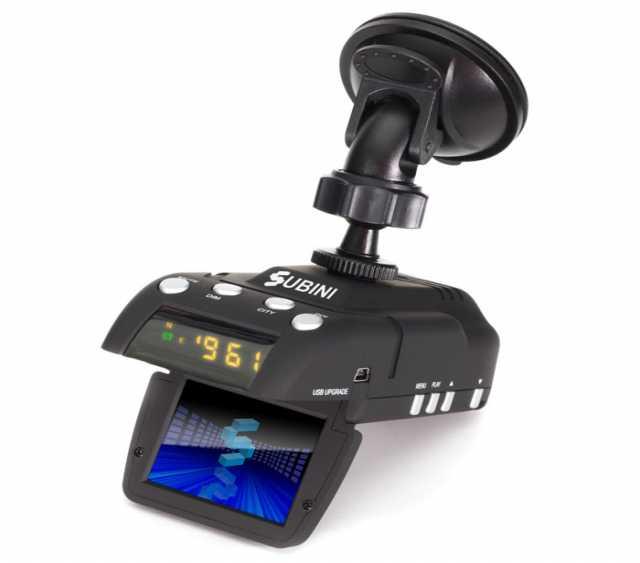 Продам Видеорегистратор 3 в 1 Subini GR-H9+ STR