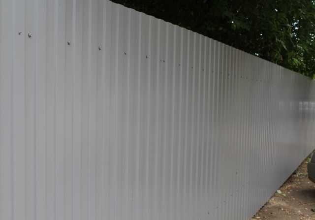 Продам Профнастил С8 цветной 0.4мм 1.2х2м серый