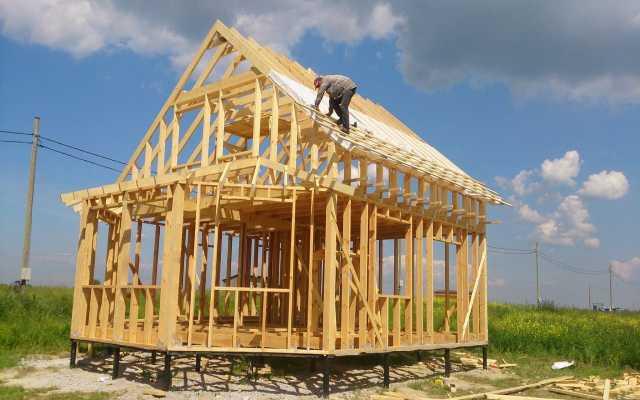 Предложение: Строительство каркасных домов в Иркутске