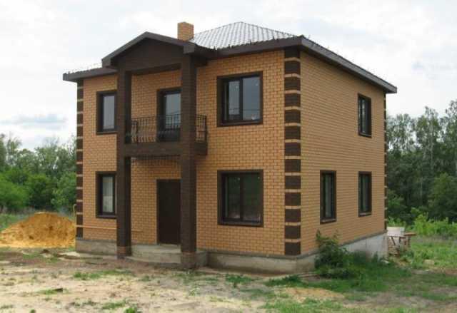 Предложение: Строительство кирпичного дома, Гаража.