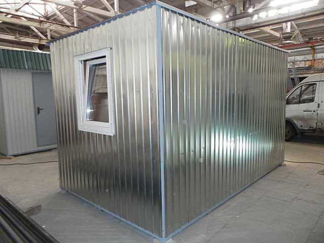 Продам Бытовка Блок-контейнер бк-01 пустышка