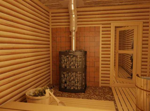 Предложение: Строительство бани, бани под ключ