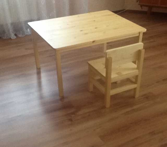Продам Столик и стульчик