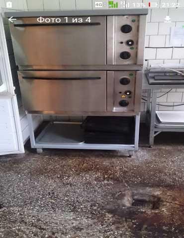 Продам Шкаф жарочный электрический ШЖЭП-2