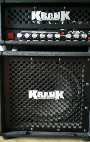 Продам Гитарный комплекс KRANK