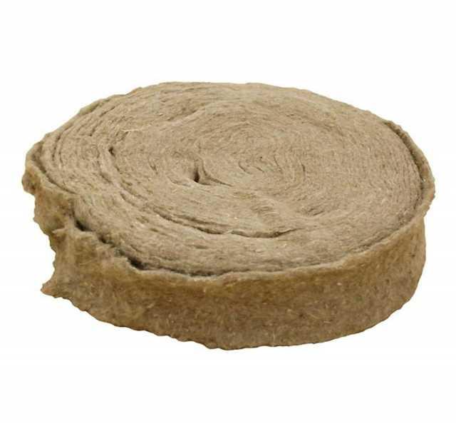 Продам Льняной войлок 30м х180мм х 5 мм (5рул)