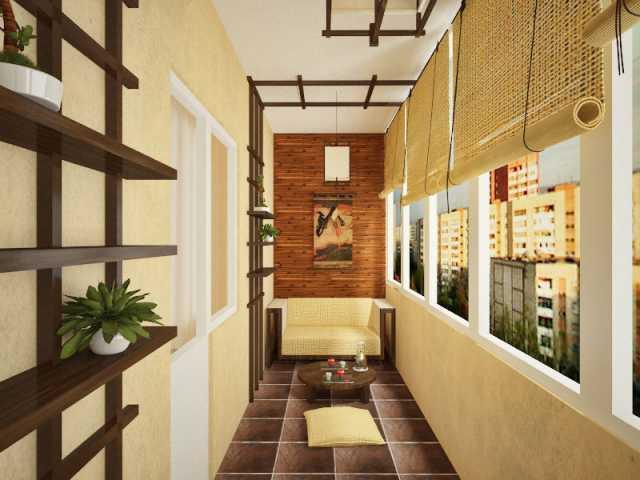 Предложение: Ремонт балконов и лоджий под ключ