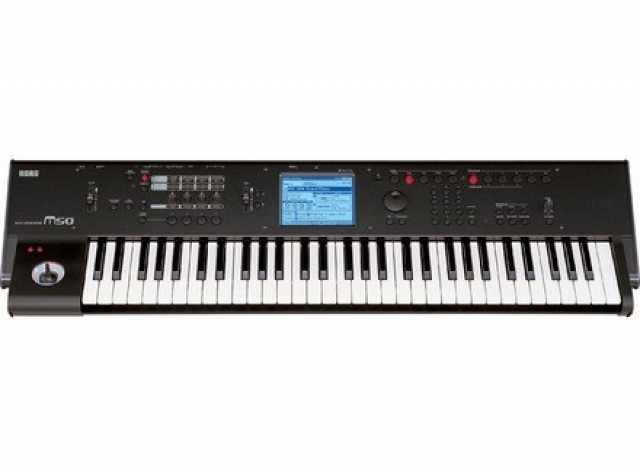 Продам KORG M50 Рабочая станция 61 клавиша