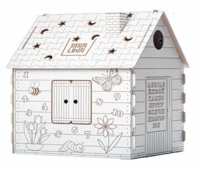 Продам Дом-раскраска