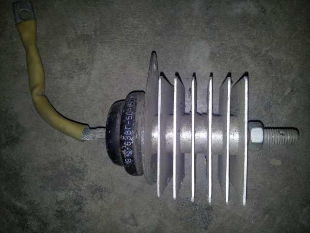 Продам Раритетный диод - германиевый вентиль