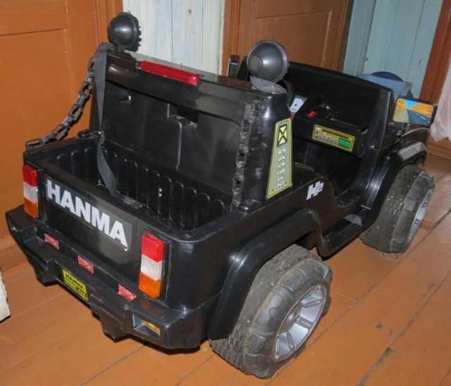Продам Электромобиль детский джип
