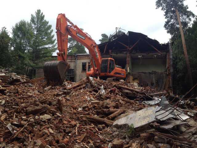 Предложение: Демонтаж снос домов, зданий и сооружений
