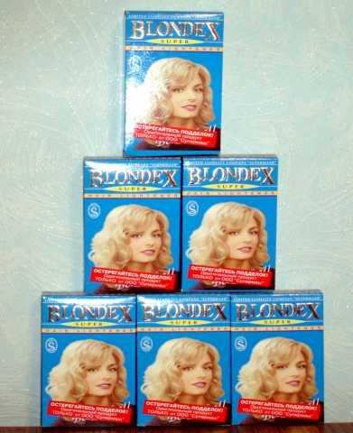 Продам Блондэкс