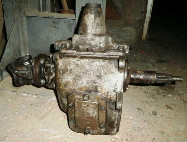 Продам КПП ГАЗ-52