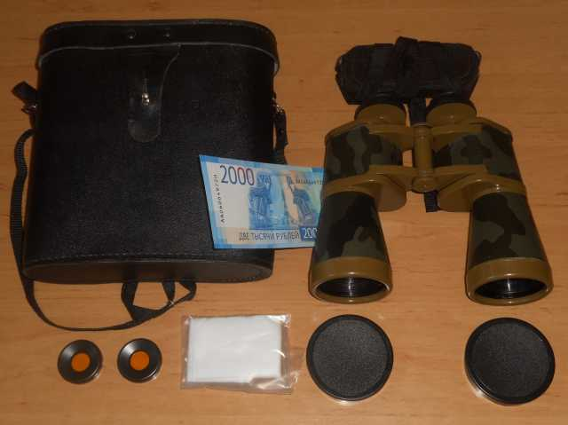 Продам Бинокль армейский БШ 10х50