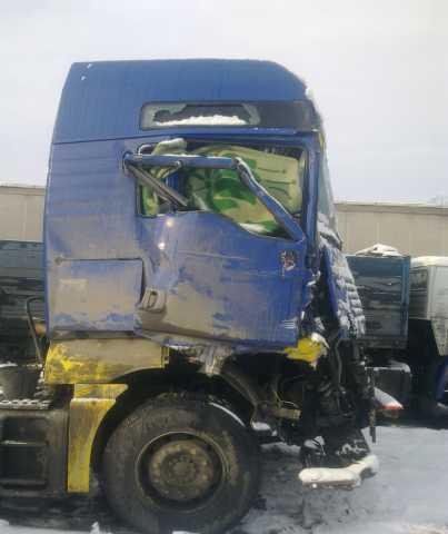 Предложение: Кузовной ремонт кабин грузовиков